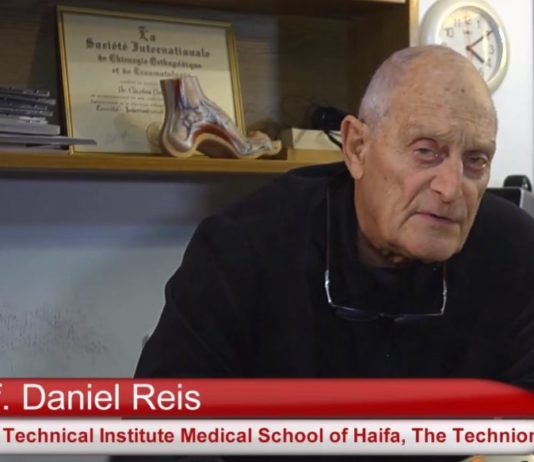 Profesorul Daniel Reis, leader in ortopedie are un răspuns